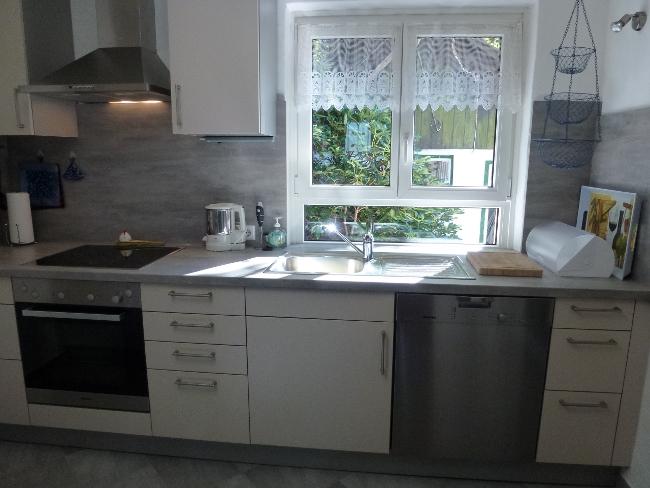 Ferienhaus-Küche